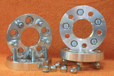 4 Distanziali Wheel Spacers 25mm 5x108 5x4.25 FORD Kuga - Mondeo - Windstar