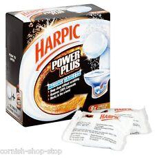 Harpic Power Plus Tabletas... Pack De 8... Envío mundial!