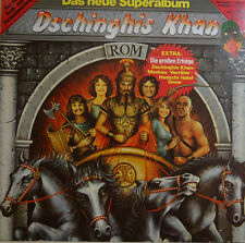 "DSCHINGHIS KHAN - ROM - LE NOUVEAU SUPER ALBUM 12"" LP (W 805)"