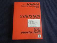 STATISTICA SPIEGEL SCHAUM ETAS 1982