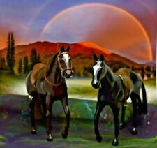 Fits Pippa Dawn Sarah Louise,...Dolls Rare HTF Palitoy Horses, Saddles,...Lot!