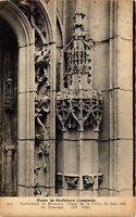 CPA Cathédrale de Beauvais. Détail de la Porte du bras sud du Transept (424065)