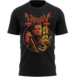 Michael Halloween Movie T-Shirt Adults Novelty Shirt Top Gift For Men Women