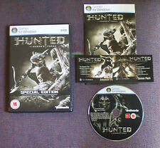 Hunted: The Demons Forge Special Edition for PC, DVD-ROM (Windows) Complete VGC