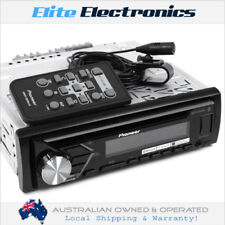 PIONEER DEH-S4050BT DUAL BLUETOOTH, MP3, CD, USB RECEIVER W/ SIRI EYES & ANDROID