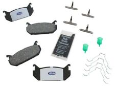 Disc Brake Pad Set-Ceramic Disc Brake Pad Rear Magneti Marelli 1AMV400584