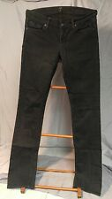 7 for All Mankind Straight leg 27
