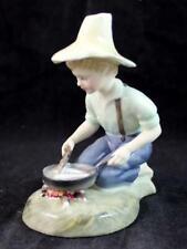 Royal Doulton Figurines River Boy Hn2128 A+ Condition No Box