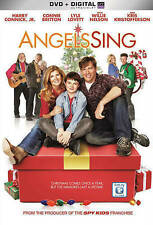 DVD Angels Sing NEW Harry Connick, jr, Connie Britton