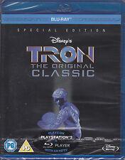 Tron (The Original Classic) New & Sealed UK Disney Region Free Blu-ray