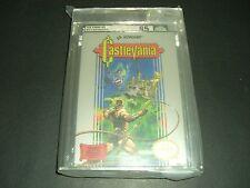 Castlevania 1 BRAND NEW & Factory Sealed VGA 85 for NES Nintendo!