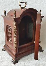 Warmink Clock Case Shelf Mantel Clock 25cm Vintage Wubba