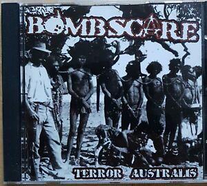 "BOMBSCARE / UK ASSASSINS - ""Terror Australis"" split CDLP - Fast Streetpunk"