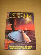 EERIE #113 VF (8.0) AUGUST 1980 WARREN HORROR MAGAZINE