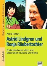 Deutsche Astrid-Lindgren-Bücher im Taschenbuch-Format