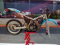 Rear Brake Line Hose Pipe to suit Yamaha DT200R DT 200 1992 92