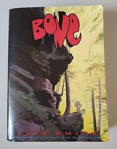 BONE Comic Book Jeff Smith One Volume 2004 Edition Paperback