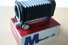 MINOLTA EXTENSION CLOSE UP MACRO BELLOWS  FOR MINOLTA SLR  SR...