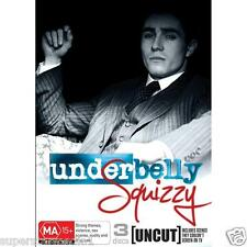 Underbelly Squizzy DVD NEW