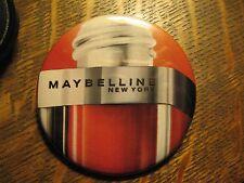 Maybelline New York American Cosmetics Advertisement Pocket Lipstick Mirror