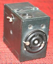 Ernemann Box Film K  6x9 hochkant von ca. 1920  mit zwei(!) Rotfenstern Rarität