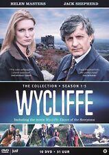 WICLEF : THE COLLECTION - SEASON 1 2 3 4 5 CAJA - DVD - PAL Region 2 - Nuevo