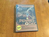 Pennies a Day - The Ultimate Resource w/ Muhammad Yunus DVD NEW SEALED