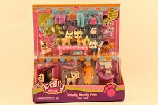 New 2006 Polly Pocket Totally Trendy Pets Paw Spa Free Shipping