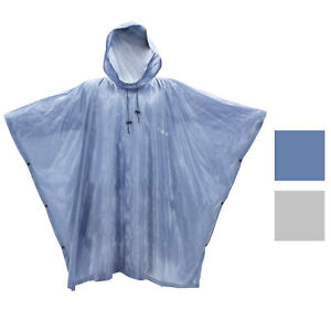 Frogg Toggs Adult Xtreme Lite Adjustable Rain Poncho-One Size