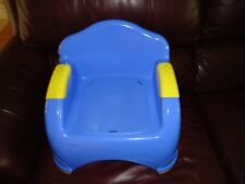 Toddler Kids Floor Seat Chair Blue