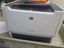 Hewlett Packard LaserJet P2015dn Printer.  Refurbished & Warranted, Use Toner <