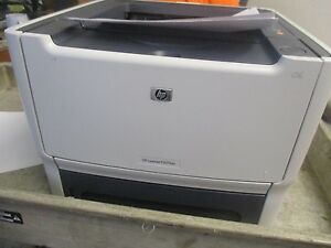 Hewlett Packard LaserJet P2015dn Printer.  Refurbished & Warranted, Use Toner <