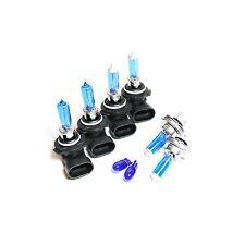 Per BMW Z3 E36 HB3 HB4 H7 55W 501 blu ghiaccio Xenon Alto / Basso / Nebbia / laterale headbulbs