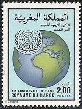 1985 MAROC N°992** ANNIVERSAIRE ONU / STAMP MNH