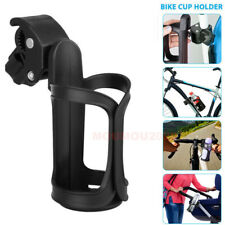 Black Beverage Cup Holder Universal For Wheelchair Walker Rollator Bike Stroller