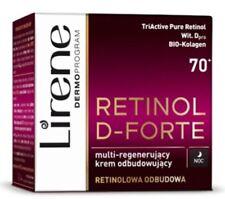 Lieene Retinol D-Forte Multi-regenerating rebuilding cream Age 70+/50ml