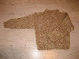 Pullover Sweater Mohair handgestrickt   38 M handknitted