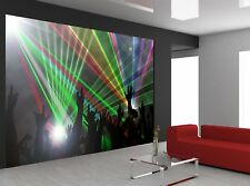 Music Concert Photo Wallpaper Wall Mural DECOR Paper Poster Wall art Free Paste