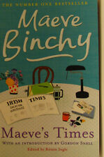 #AM, Maeve Binchy MAEVE'S TIMES S/cover Postage Fast & FREE Ask Agnes