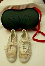 Nfinity Vengeance Cheer Shoes Size 8 Cheer Leading Dance Sneakers Woman W/ Case
