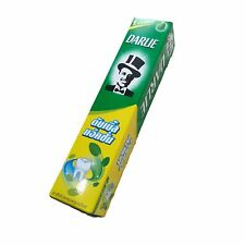DARLIE DOUBLE ACTION NATURAL MINT DARK HERBAL TOOTHPASTE TEETH 35g FREE SHIPPING