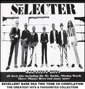 The Selecter - The Very Best Essential Greatest Hits Collection Ska Two Tone CD