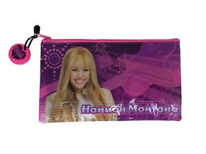 Hannah Montana Pencil Case (New with Tags)