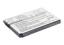 3.7V battery for Alcatel B-U9X, CAB3010010C1, OT-280, GYARI, One Touch 228, OT-7