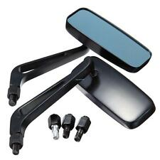 Moto Specchietti retrovisori Specchi Mirrors Motorbike Bike 8mm 10mm Universale