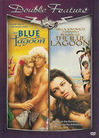 BLUE LAGOON / RETURN TO THE BLUE LAGOON (DOUBLE FEATURE) (SLIPCOVER) (DVD)