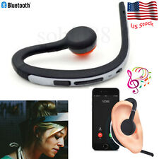Wireless Bluetooth Headset Earpiece with Noise Cancelling Mic Long Work Time