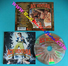 CD Ace Ventura:When Nature Calls MCD 11374 EU 1995 SOUNDTRACK no lp dvd mc(OST2)