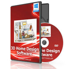 3D HOME INTERIOR SOFTWARE PRO CD  - ROOM PLANNER PLANNING TOOL HOUSE/HOME DESIGN