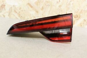 Audi A4 RS4 LED Taillight 2016 Ownards 8W9945094E New Genuine part